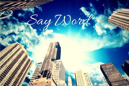 Say Word 123