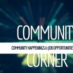 Community Corner on site