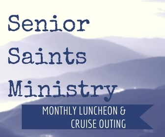 Senior Saints Ministry outing