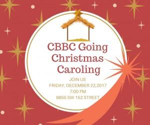 CBBC Christmas Caroling